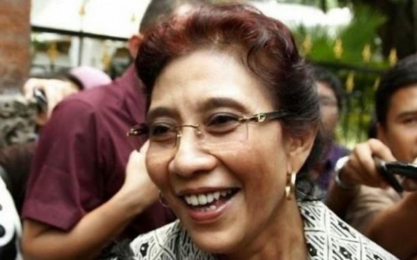 Jika Tak Terpilih Lagi Jadi Menteri Susi Ingin Jadi Wartawan Online