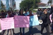 Front Justice Desak Kajari Siantar Tuntaskan Kasus Korupsi Kadis Perindustrian, Perdagangan dan UKM