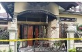 Diduga Korleting, Rumah Mantan Kasat Narkoba Simalungun Terbakar