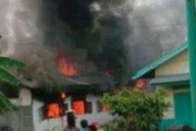 Kebakaran Pabrik Mancis di Sumut, 28 Orang Tewas, 4 Orang Selamat