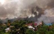 Bentrok Antar Warga 56 Rumah Di Buton Dibakar Kelompok Pemuda
