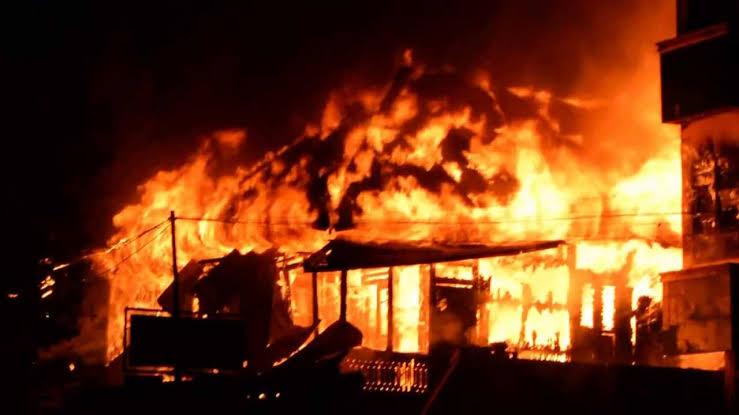 Pabrik Mancis Terbakar, Puluhan Karyawan Tewas Terpanggang