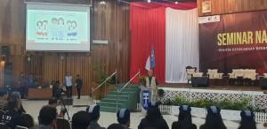 Gubernur Jawa Tengah, Ganjar Pranowo Saat Memberikan Kata Sambutan.