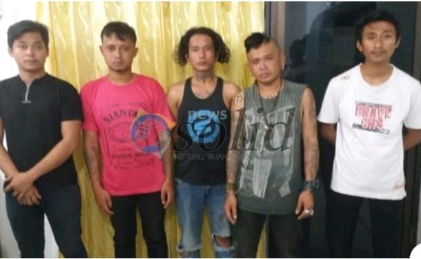 5 Pelaku Diduga Pembunuh Marudut Sinaga Ditangkap