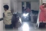 Kantor BPKAD Siantar Digeledah Tipikor Poldasu