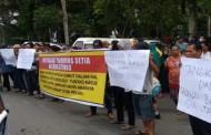 Aksi Damai Dukung Poldasu Dalam Pemberantasan Pungli dan Korupsi di Siantar