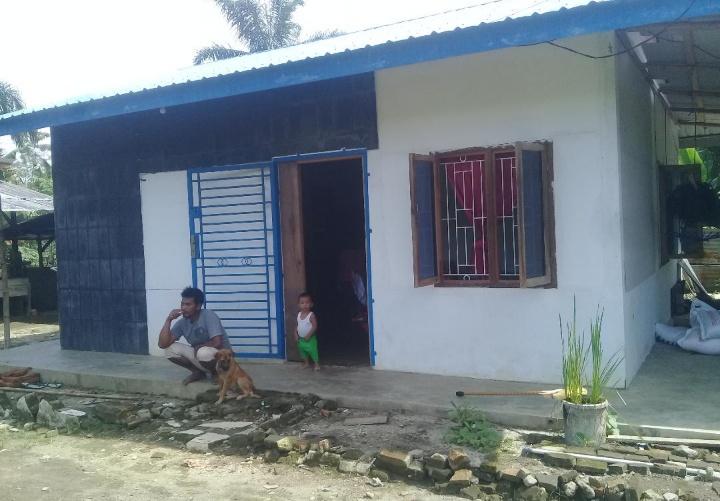 Bangunan Bank Sampah Di Nagori Purwodadi Simalungun Dinilai Sia-sia