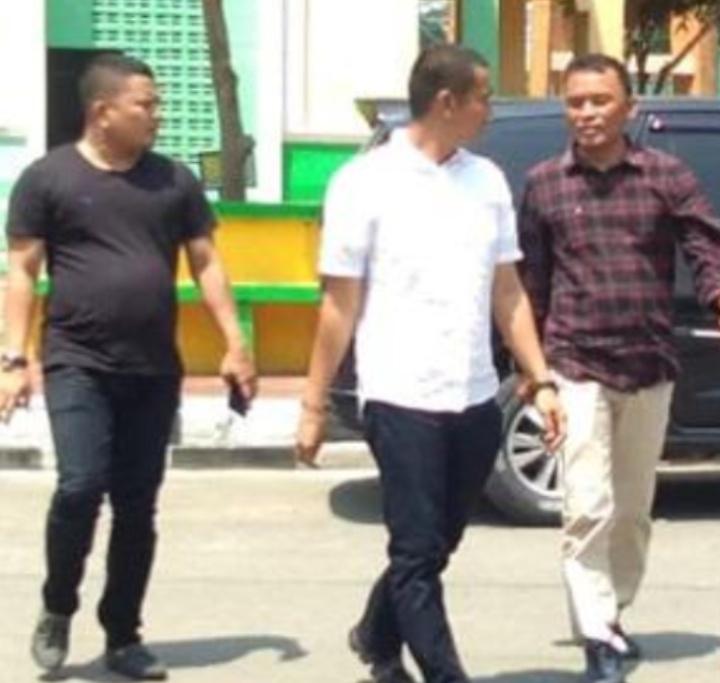 Walikota Hefriansyah Jalani Pemeriksaan Pertama Kasus OTT BPKD Siantar