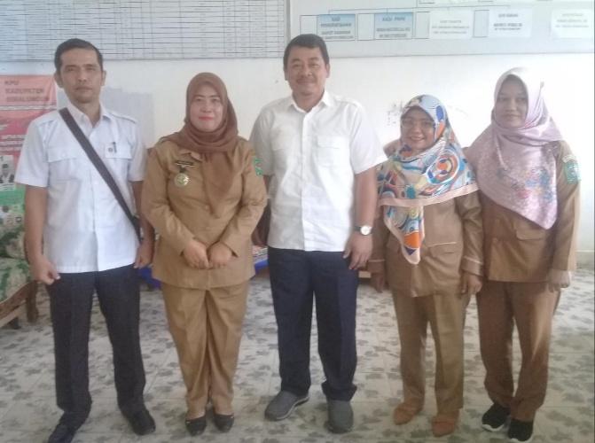 Manejer Baru PTPN III Bandar Betsy Budi Susilo Gelar Silaturahmi Dengan Camat Bandar Huluan