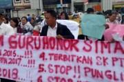 Melawan Lupa, ILAJ Minta  Bupati Simalungun Bayar Gaji Guru Honor Tahun 2016 & 2018