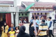 Polisi Amankan 27 Pemuda di Perumahan Sumber Jaya Siantar, Diduga Korban Penipuan