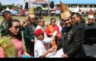 Wakil Bupati Simalungun Amran Sinaga Ikuti HUT Kemerdekaan ke-74