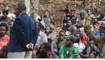 Merasa Ditipu Isu Rasisme, Ratusan Warga Papua Sepakat Tak Mau Aksi Lagi