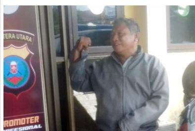 Ditinggal Sekejab, Uang Pensiun Rp70 Juta Raib Dari Jok Sepeda Motor di Pasar Horas