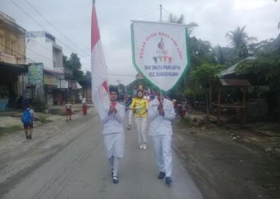 SMK Yayasan Prama Artha Gelar Porseni