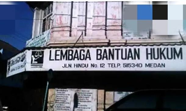 Kantor LBH Medan Di Serang OTK