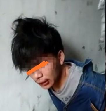 Pelaku Pencuri Kotak Infak di Musollah As Sabariah, Jalan Sriwijaya Siantar Di Tangkap.