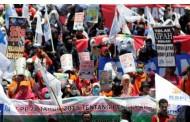 Besok, Buruh Demo Besar-besaran di Kemenaker Tolak Kenaikan UMP