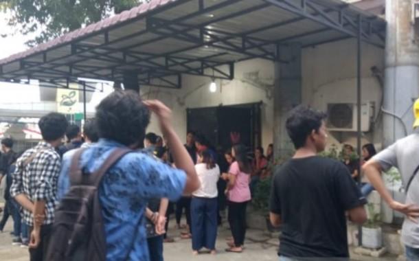 Mahasiswa Nomensen Medan Bentrok, Satu Tewas