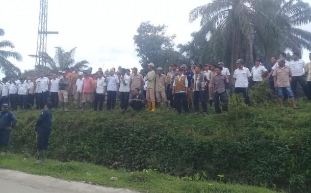 Kelompok Tani Simalungun Tuntut PTPN IV Unit Kebun Laras Kembalikan Tanah Warga