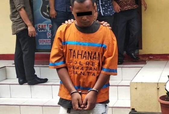 Suheri Sihombing Dijemput Polisi Dari RSJ