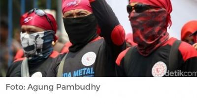Minta UU Tenaga Kerja Tak Diutak-atik, Buruh Tolak Uang Saku Korban PHK