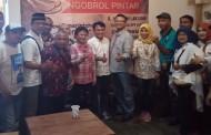 """""""Ngopi"""", Cara Relawan Jatim Kawal Pemerintahan Jokowi-Ma'ruf"""