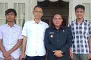 Temui Gubernur, GMKI Bahas Solusi Virus Demam Babi di Sumut