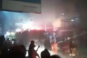 Toko Kelontong Di Jalan Surabaya Siantar Terbakar