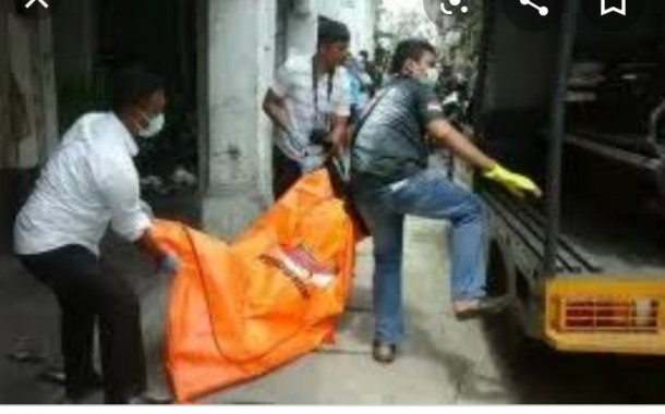 3 Ruko Terbakar di Jalan Surabaya Siantar,1 Penghuni Tewas