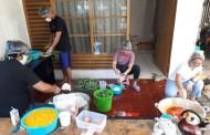 GAMKI Buka Dapur Umum, Wujud Solidaritas Pemuda Di Tengah Pandemi Corona