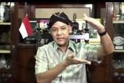 Webinar Puspolkam, Ganjar Pranowo Ajak Generasi Muda Bantu Masyarakat Desa dan UMKM