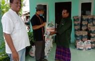 Tim Advokasi Lintas Agama Dan Posko HKI Peduli COVID-19 Serta UEM Berikan Bantuan Kepada Pesantren Al Hidayah