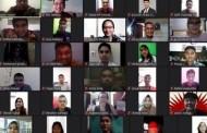 Kemenpora Buka Secara Simbolis Sekolah Kebijakan Publik Secara Virtual Yang Diselenggarakan RMI