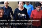 TKI Asal Siantar Terancam Hukuman Mati, Keluarga Bermohon Pada Presiden RI Joko Widodo