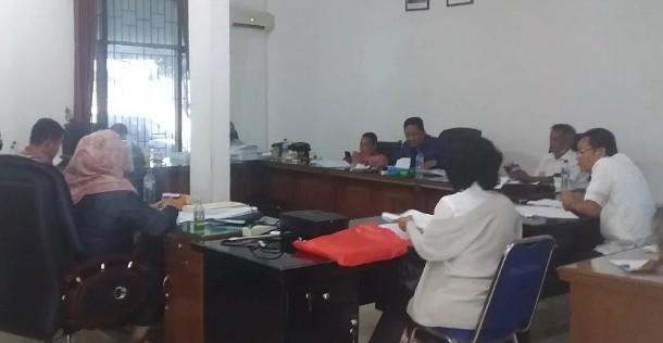Komisi III DPRD Siantar Soroti Kinerja Dinas PUPR