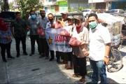 DPD JAMAN SUMUT Berbagi Sembako Kepada Warga Medan dan Deliserdang