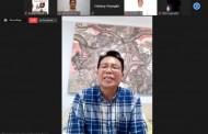 Hadiri Talkshow Virtual, Fadjroel Rachman: Merah Putih dan Pancasila Harus Kita Jaga