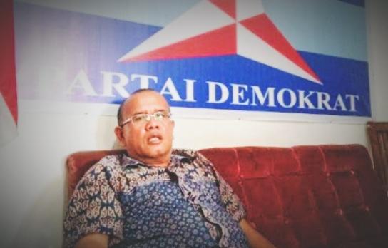 Mantan Ketua DPRD Kota Siantar Periode 2014-2019, Eliakim Simanjuntak meninggal dunia