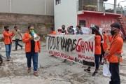 Gelar Aksi, Mahasiswa Minta Tutup Kampus Gihon