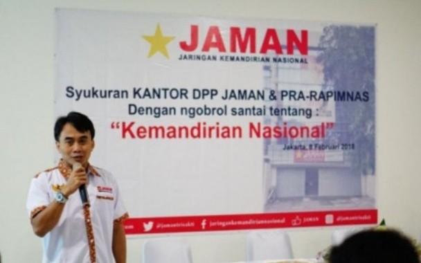 JAMAN Akan Mengajukan Judicial Review Terkait Polemik UU Cipta Kerja