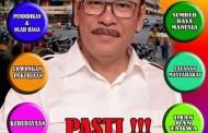Belum Dilantik, Asner Silalahi Walikota Pematangsiantar Terpilih Meninggal Dunia